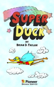 The Ugly Duckling gets an action-packed, super -powered twist!